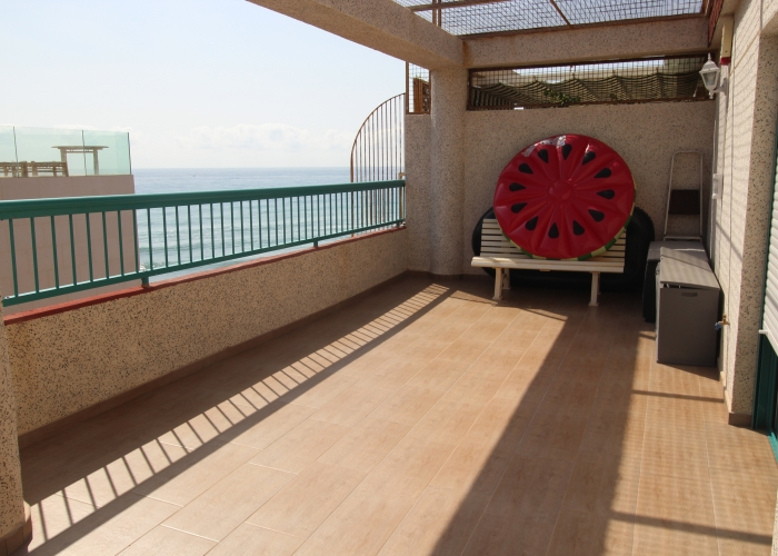 Resale - Penthouse/Atico - Torrevieja - Playa del Cura
