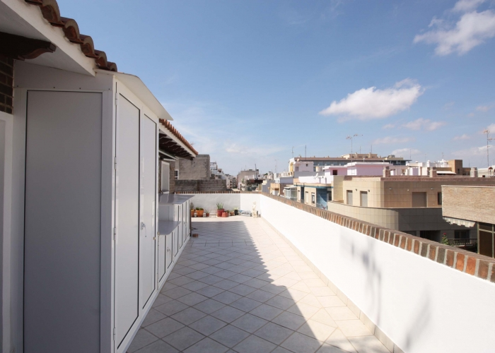 Resale - Penthouse/Atico - Torrevieja - Center Torrevieja